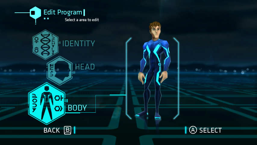 Tron User Interface See Bromby Art